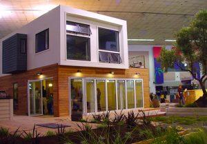 Avantage maison container